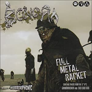Bong-Ra - Full Metal Racket