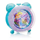 Disney Frozen Anna Elsa Childrens Princess Character Time Teacher Alarm Clock