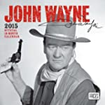 John Wayne Faces 18-Month 2015 Calendar