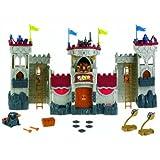 Fisher Price Imaginext Medieval Eagle Talon Castle Original