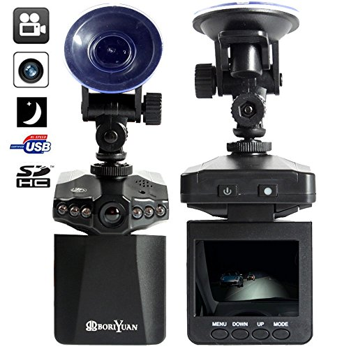 Auto Überwachungskamera NIGHT VISION CCTV IN CAR DVR ACCIDENT KAMERA Video Recorder