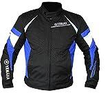 バイクジャケット メンズ ライダースジャケット バイクウェア 春 夏 秋 バイク ジャケット 3シーズン ナイロンジャケット メッシュ レーシング ツーリング  L