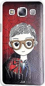 TELLICA Back cover for Samsung Galaxy E7