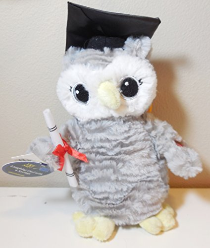 "7"" Graduation Shaking Owl with 4 Sayings"
