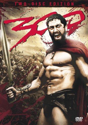 300<スリーハンドレッド>特別版(2枚組) [DVD]