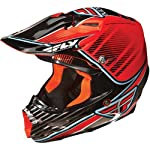 Fly Racing F2 Carbon Trey Canard Replica Orange/Black Motocross Helmet