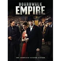 Boardwalk Empire: The Complete Second Season
