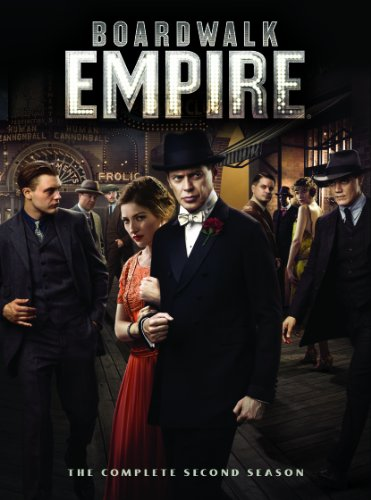 Cover art for  Boardwalk Empire: The Complete Second Season