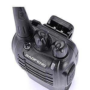 GALWARD, BAOFENG BF-888S Walkie Talkie with Built in LED Torch (Pack of 4)