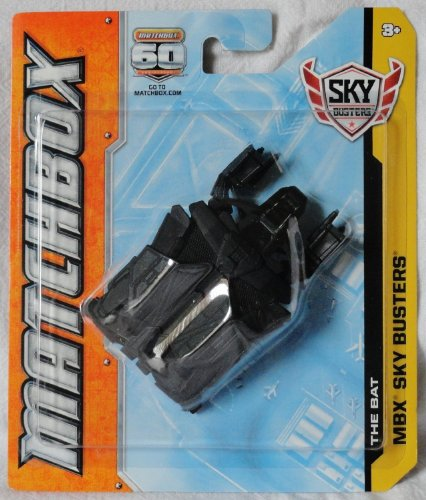 Matchbox MBX Sky Busters The Bat (60th Anniversary Edition) - 1