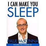 I Can Make You Sleep (Book & CD) ~ Paul McKenna