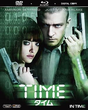 TIME/タイム 2枚組ブルーレイ&DVD&デジタルコピー〔初回生産限定〕 [Blu-ray]
