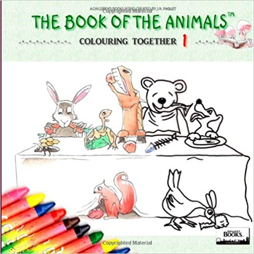 Colouring Together 1