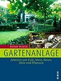 Image de Gartenanlage: Arbeiten mit Erde, Stein, Beton, Holz und Pflanzen