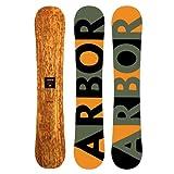 NEW Arbor 2014 Draft Mens Snowboard by Arbor