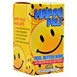 Brain Pharma Happy Pills, 60 Count