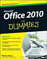Office 2010 For Dummies (For Dummies (Computers))