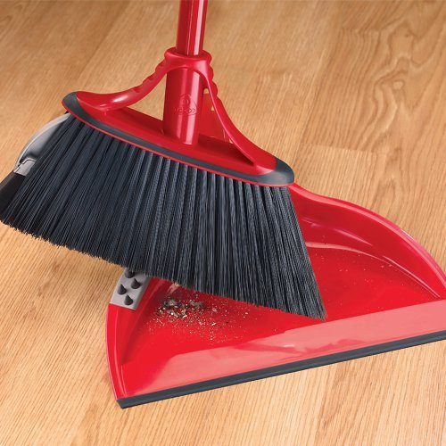 O-Cedar Anti-Static Premium Dustpan via Amazon