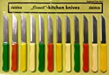 12pc Fixwell Stainless Steel Knives - Made in Germany