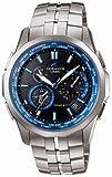 [カシオ]CASIO 腕時計 OCEANUS オシアナス Manta マンタ タフソーラー 電波時計 TOUGH MVT MULTIBAND6 OCW-S1400-1AJF メンズ