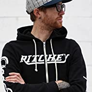 Ritchey Men's X Cadence Limited Edition Zip Hoodie