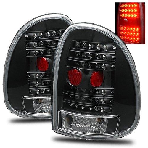 dodge durango black led tail lights jomononeonao. Black Bedroom Furniture Sets. Home Design Ideas