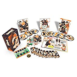Haikyu!!: Season 1 Premium Box Set [Blu-ray]