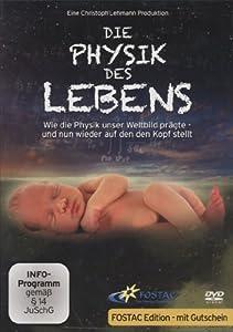 Die Physik des Lebens, DVD