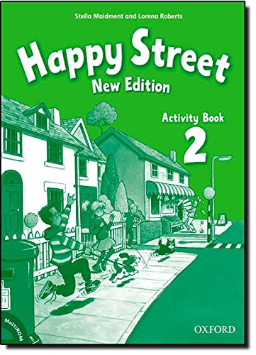 Happy Street 2: Activity Book and MultiROM Pack New Edition (Happy Second Edition)
