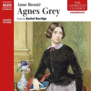 Agnes Grey Audiobook