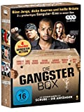 DVD Cover 'Gangster Box - Set mit 3 DVDs: Hard Boiled Sweets, Bruderehre, Lieferung mit Hindernissen