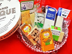 チーズギフト ブリー木箱入 チーズ 10種類 詰め合わせ