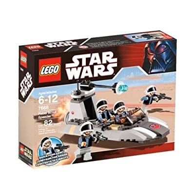 LEGO Star Wars: Collectibles of LEGO Star Wars | Cheap LEGO Star Wars for sale: LEGO Star Wars Rebel Scout Speeder :  star of wars fiction