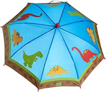 Stephen Joseph Boys 2-7 Umbrella, Dino, One Size