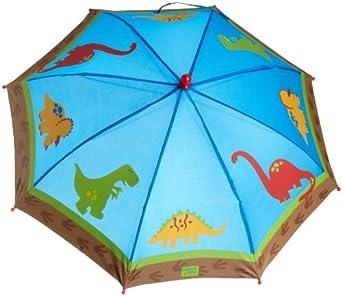 Stephen Joseph Little Boys' Umbrella, Dino, One Size