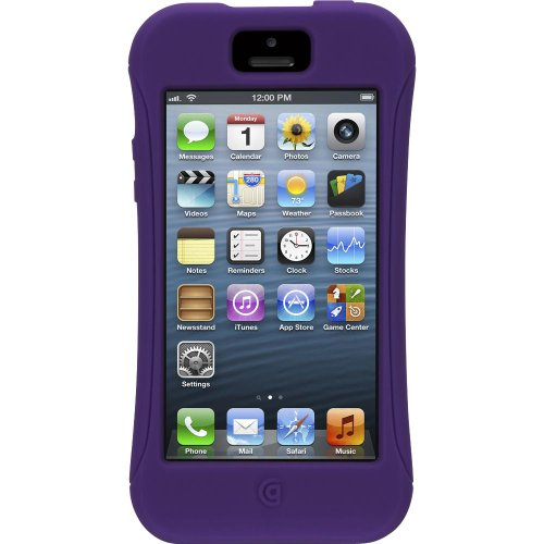 Griffin Purple Survivor Slim Case for iPhone 5/5s at Sears.com