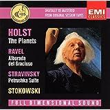 Holst/Ravel/Stravinsky;Plan