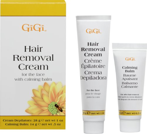 GIGI Hair Removal Cream For Face (Crème)