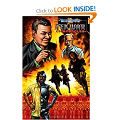 William Shatner Presents: Tek War Volume 1 by Scott Davis,&#32;William Shatner and Erich Owen