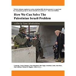 How We Can Solve The Palestinian Israeli Problem