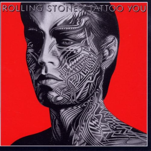 Tattoo You artwork