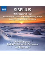 Sibelius: Belshazzar's Feast & Other Orchestral Pieces