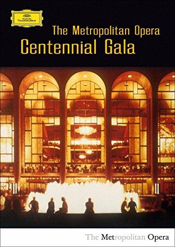 DVD : Lucine Amara - The Metropolitan Opera: Centennial Gala (Full Frame, , 2 Disc)