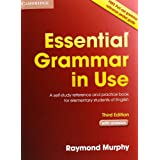 Essential Grammar in Use with Answers: A Self-Study Reference and Practice Book for Elementary Students of Englishby Raymond Murphy