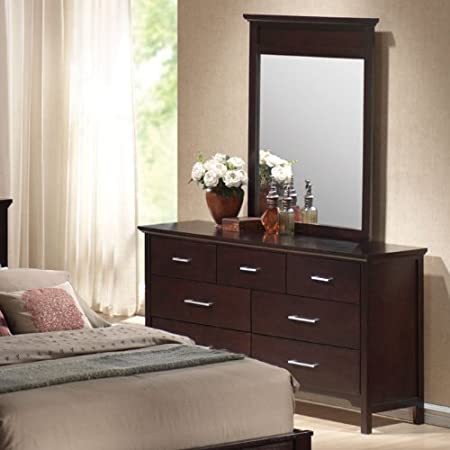 Morgan Dresser in Mahogany