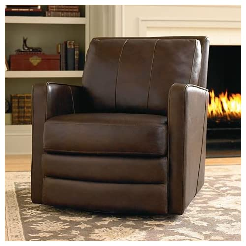 Bishop Swivel Chair By Bassett Furniture Living Room Chairs
