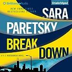 Breakdown: A V. I. Warshawski Novel (       UNABRIDGED) by Sara Paretsky Narrated by Susan Ericksen