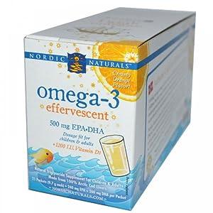 Nordic Naturals Omega-3 Effervescent