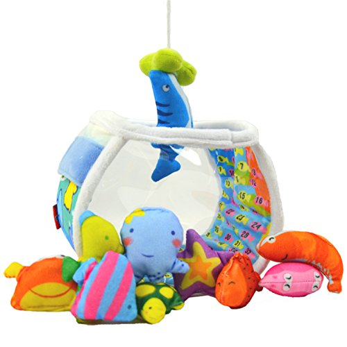 TotMart Toddler Fishing Early Development