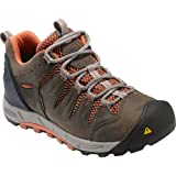 KEEN Bryce WP Shitake/Arabesque, Lightweight hiking boot for worldwide excursions
